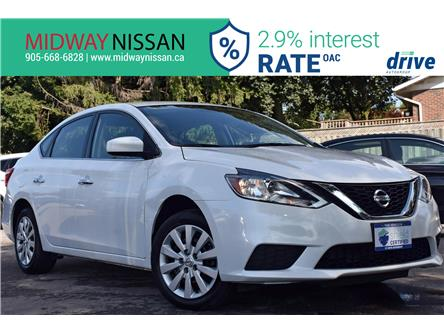 2016 Nissan Sentra 1.8 S (Stk: KY333050A) in Whitby - Image 1 of 26