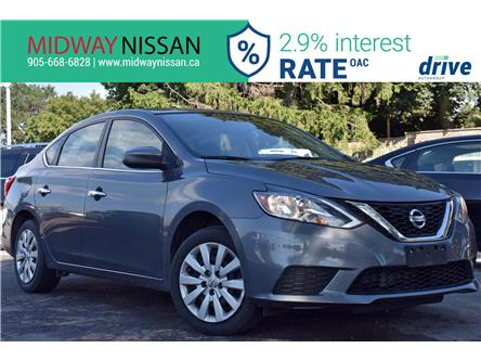 2016 Nissan Sentra 1.8 S (Stk: U1824) in Whitby - Image 1 of 26