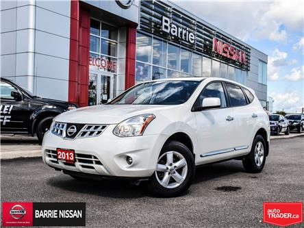 2013 Nissan Rogue S (Stk: 19433A) in Barrie - Image 1 of 23
