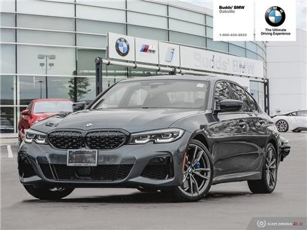 2020 BMW M340 i xDrive (Stk: B706068) in Oakville - Image 1 of 28