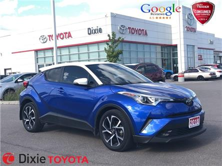 2018 Toyota C-HR XLE (Stk: D192038A) in Mississauga - Image 1 of 19