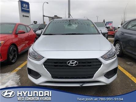 2019 Hyundai Accent  (Stk: AN96207) in Edmonton - Image 2 of 6