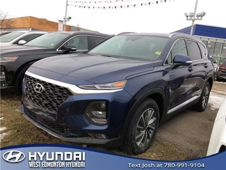 2019 Hyundai Santa Fe  (Stk: SF92305) in Edmonton - Image 1 of 6