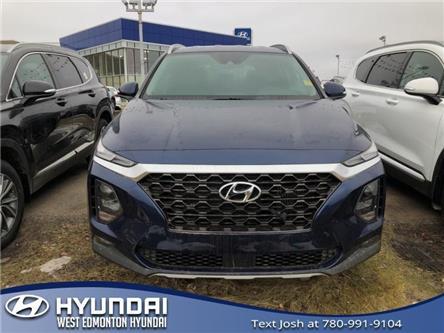 2019 Hyundai Santa Fe  (Stk: SF92305) in Edmonton - Image 2 of 6