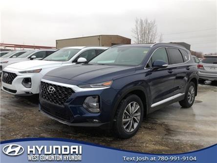 2019 Hyundai Santa Fe  (Stk: SF92570) in Edmonton - Image 1 of 6
