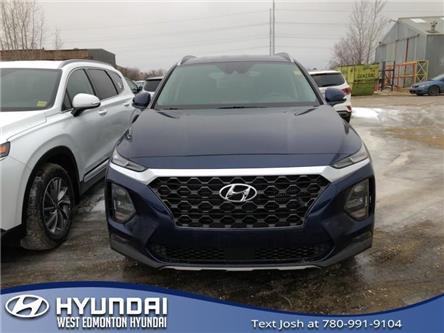2019 Hyundai Santa Fe  (Stk: SF92570) in Edmonton - Image 2 of 6