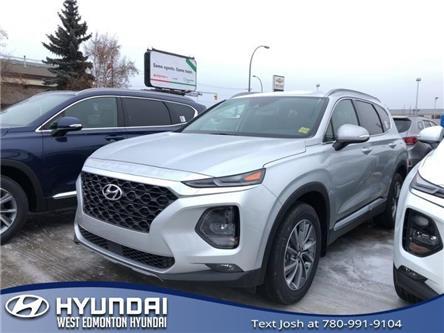 2019 Hyundai Santa Fe  (Stk: SF90009) in Edmonton - Image 1 of 6