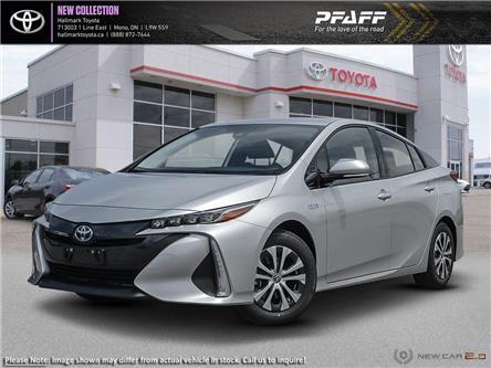 2020 Toyota Prius Prime eCVT (Stk: H20110) in Orangeville - Image 1 of 24