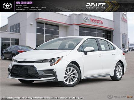 2020 Toyota Corolla 4-door Sedan SE CVT (Stk: H20112) in Orangeville - Image 1 of 24