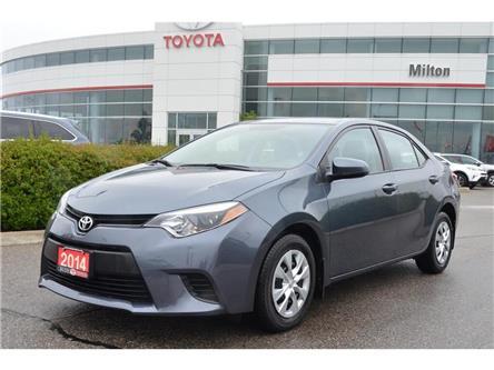 2014 Toyota Corolla  (Stk: 106554) in Milton - Image 1 of 21