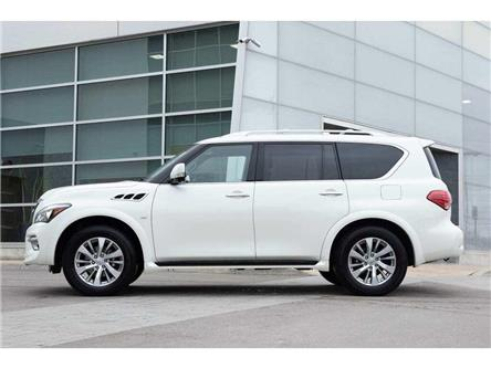 2017 Infiniti QX80  (Stk: P0743) in Ajax - Image 2 of 28