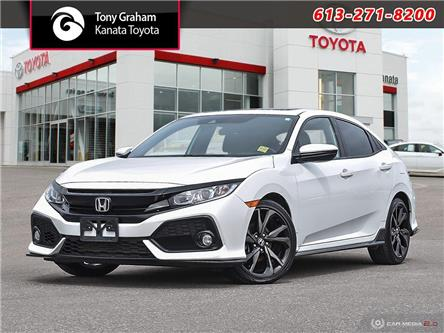 2017 Honda Civic Sport (Stk: B2880) in Ottawa - Image 1 of 28