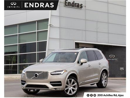 2016 Volvo XC90 T6 Inscription (Stk: P0811) in Ajax - Image 1 of 30