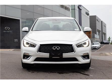 2019 Infiniti Q50 3.0t LUXE (Stk: P0854) in Ajax - Image 2 of 27