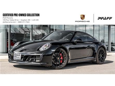2017 Porsche 911 Carrera Coupe GTS PDK (Stk: P14782A) in Vaughan - Image 1 of 17