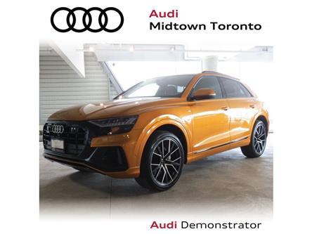 2019 Audi Q8 55 Technik (Stk: AU5799) in Toronto - Image 1 of 30