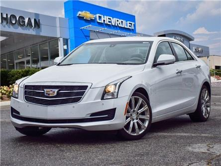 2015 Cadillac ATS 2.0L Turbo Luxury (Stk: A123579) in Scarborough - Image 1 of 28