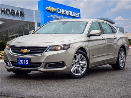 2015 Chevrolet Impala LS (Stk: WN277664) in Scarborough - Image 1 of 21