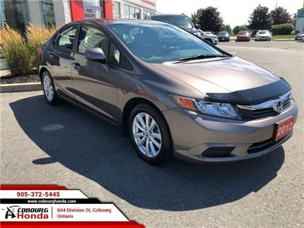 2012 Honda Civic EX (Stk: 19399A) in Cobourg - Image 1 of 19