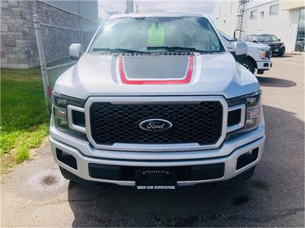 2018 Ford F-150  (Stk: 3699A) in Thunder Bay - Image 2 of 10