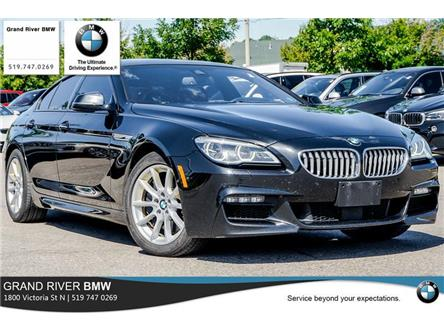 2016 BMW 650i xDrive Gran Coupe (Stk: 7147A) in Kitchener - Image 1 of 22