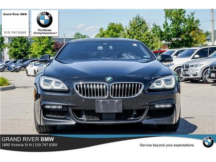 2016 BMW 650i xDrive Gran Coupe (Stk: 7147A) in Kitchener - Image 2 of 22