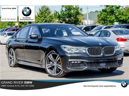 2016 BMW 750i xDrive (Stk: PW4963) in Kitchener - Image 1 of 22