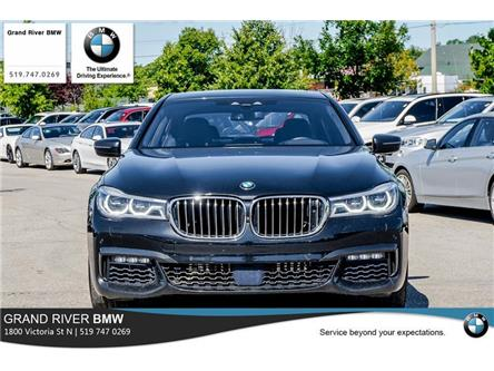 2016 BMW 750i xDrive (Stk: PW4963) in Kitchener - Image 2 of 22