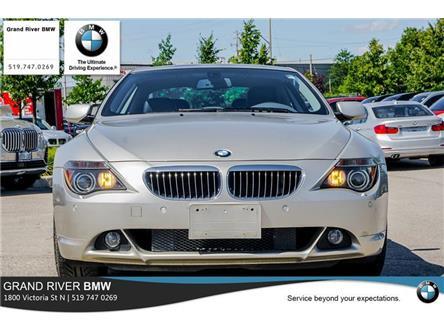 2004 BMW 645 ci (Stk: PW4997) in Kitchener - Image 2 of 22