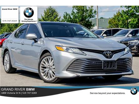 2018 Toyota Camry XLE V6 (Stk: T34321A) in Kitchener - Image 1 of 22
