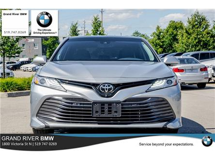 2018 Toyota Camry XLE V6 (Stk: T34321A) in Kitchener - Image 2 of 22