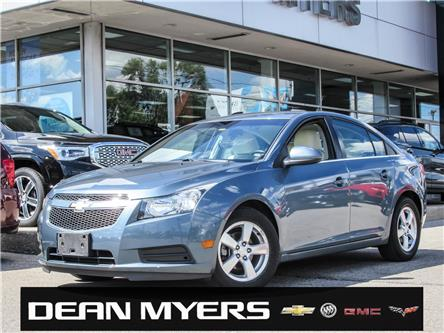 2012 Chevrolet Cruze LT Turbo (Stk: 190317A) in North York - Image 1 of 22