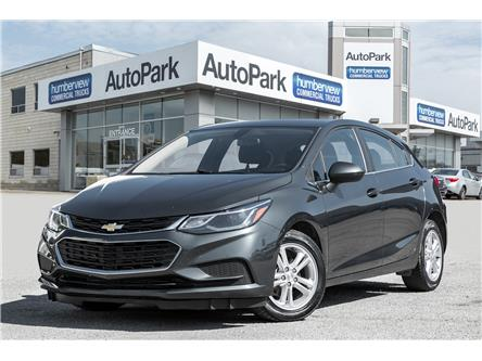 2018 Chevrolet Cruze LT Auto (Stk: ) in Mississauga - Image 1 of 18