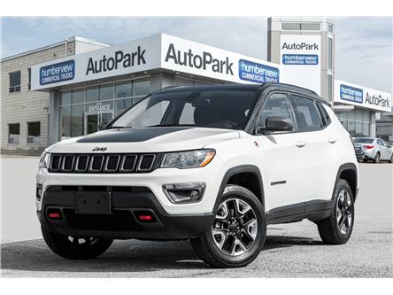 2018 Jeep Compass Trailhawk (Stk: APR5020) in Mississauga - Image 1 of 20