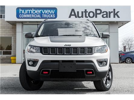 2018 Jeep Compass Trailhawk (Stk: APR5020) in Mississauga - Image 2 of 20