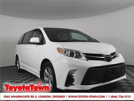 2018 Toyota Sienna LE 8-Passenger (Stk: U11222R) in London - Image 1 of 30