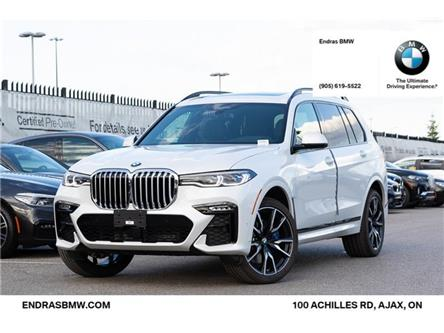 2019 BMW X7 xDrive40i (Stk: 70248) in Ajax - Image 1 of 22