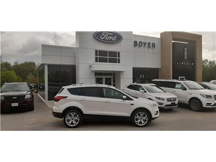 2019 Ford Escape Titanium (Stk: ES1356) in Bobcaygeon - Image 1 of 26