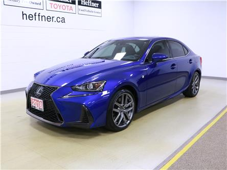 2018 Lexus IS 300 Base (Stk: 197196) in Kitchener - Image 1 of 31