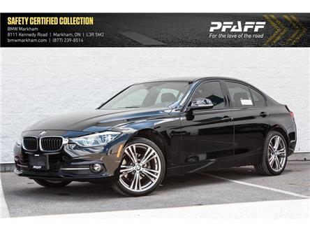 2016 BMW 328d xDrive (Stk: 37914A) in Markham - Image 1 of 19