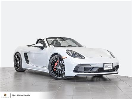 2018 Porsche 718 Boxster GTS (Stk: PP355) in Ottawa - Image 1 of 21