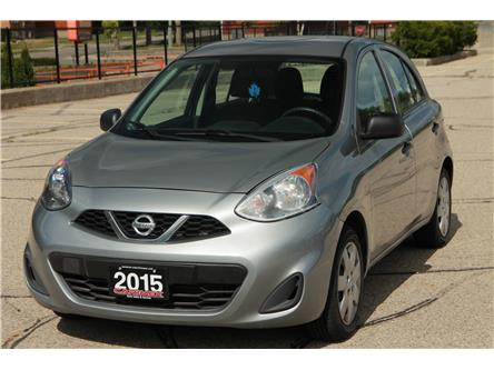 2015 Nissan Micra S (Stk: 1907296) in Waterloo - Image 1 of 22