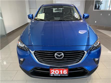 2016 Mazda CX-3 GX (Stk: 16378A) in North York - Image 2 of 27