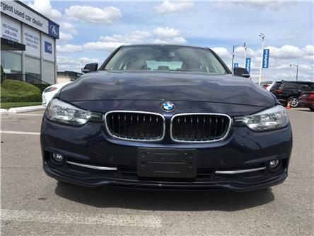 2016 BMW 320i xDrive (Stk: 16-90386) in Brampton - Image 2 of 28