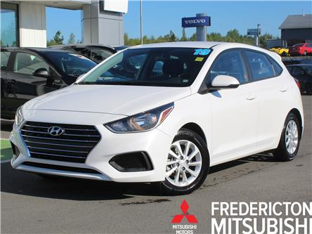2019 Hyundai Accent Preferred (Stk: 191020A) in Fredericton - Image 1 of 21