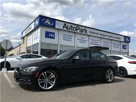 2018 BMW 330i xDrive (Stk: 18-14651) in Brampton - Image 1 of 27