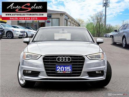 2015 Audi A3  (Stk: A314D21) in Scarborough - Image 2 of 27