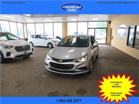 2016 Chevrolet Cruze LT Auto (Stk: 605219) in Dartmouth - Image 1 of 23