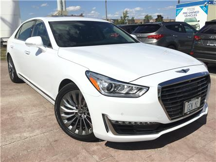 2017 Genesis G90 5.0 Ultimate (Stk: 174141) in Markham - Image 2 of 27