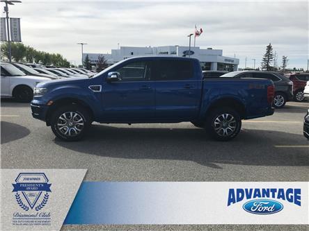 2019 Ford Ranger Lariat (Stk: K-1770) in Calgary - Image 2 of 5